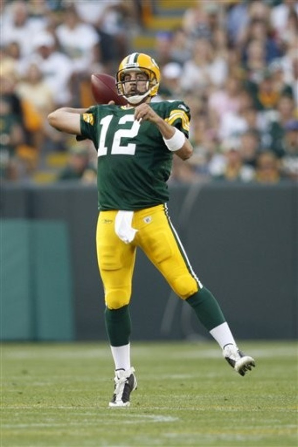 Packers Baltimore Preview