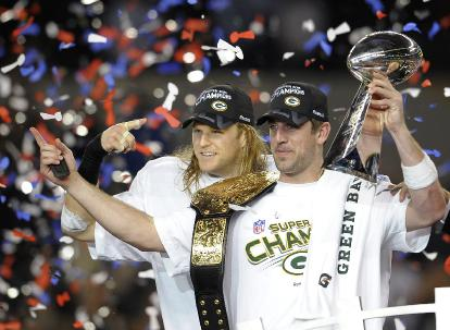 Are the Packers destined for the Super Bowl