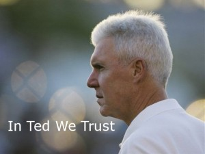 Ted Thompson - In Ted We Trust