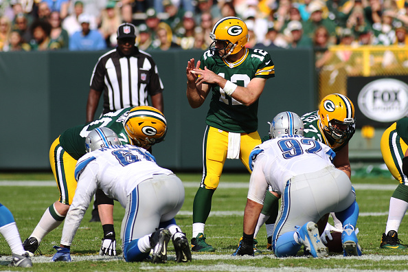 NFL: SEP 25 Lions at Packers