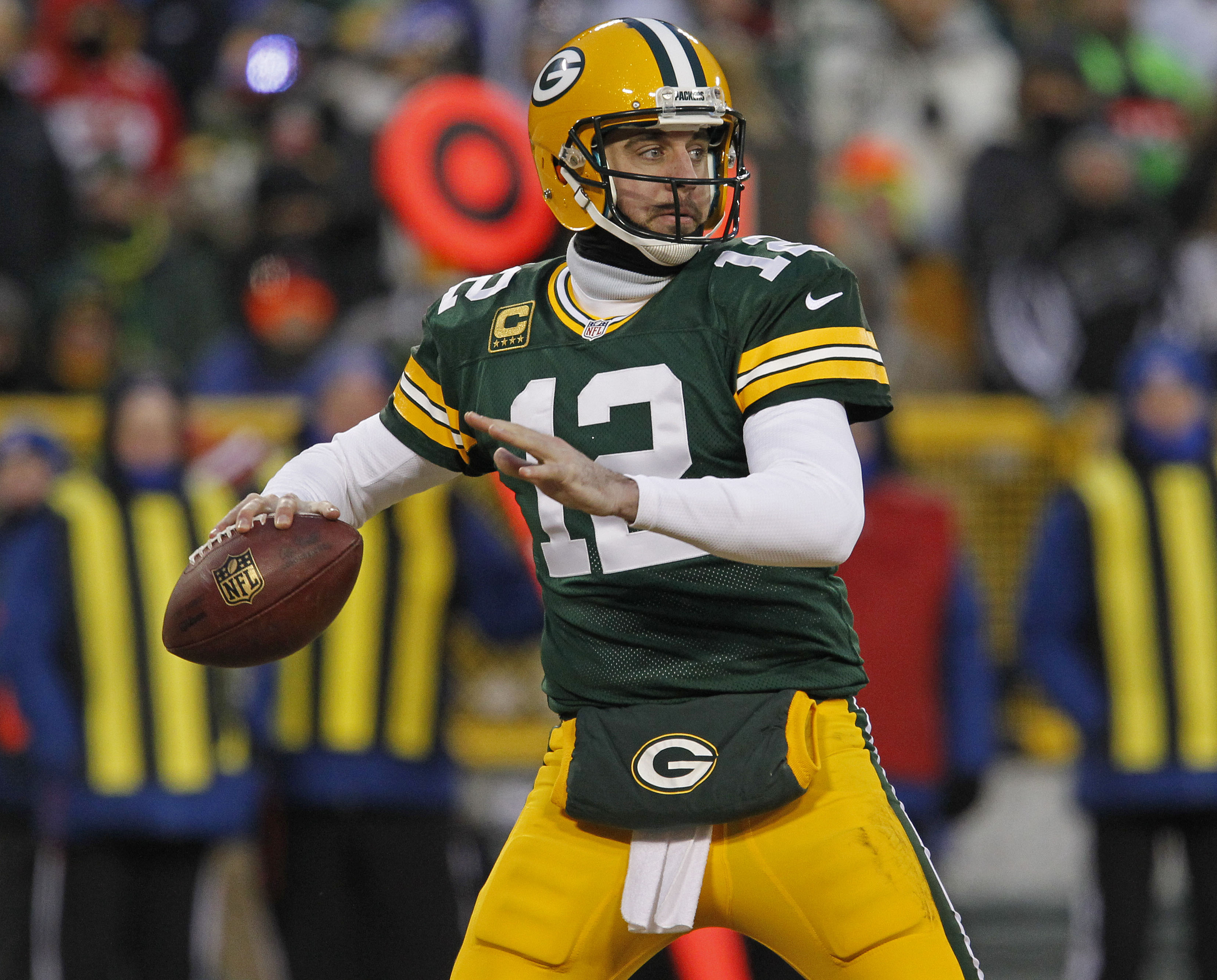 Green Bay Packers QB Aaron Rodgers Says He Plans On Playing Till Hes 40
